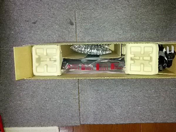 X220箱開封1