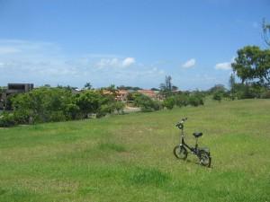 自転車でのオーストラリア旅