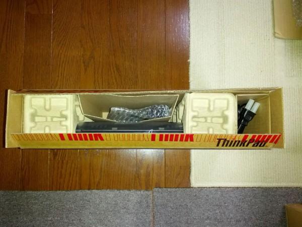 ThinkPad-X230-箱開封