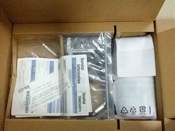 ThinkPad-T430s-開封