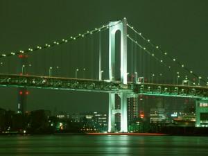 ブリッジ夜景