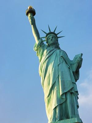 自由の女神 アメリカ