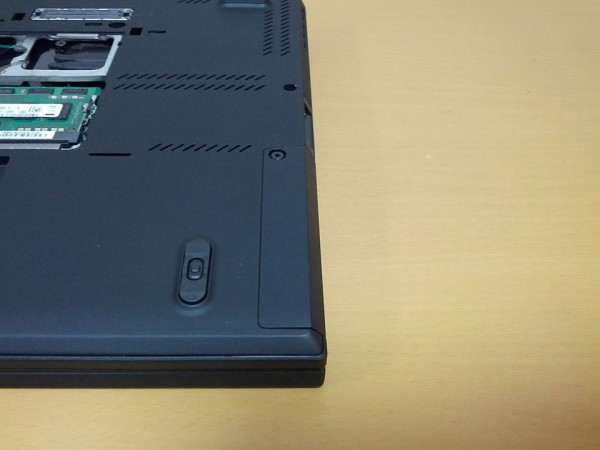 ThinkPad-T430s-HDD交換