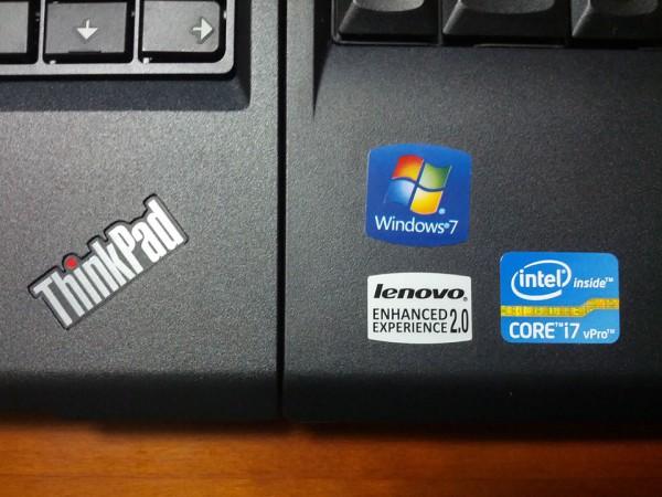 ThinkPad-X230&X220-パームレスト材質比較