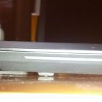 ThinkPad X220i 左手前のゴム足