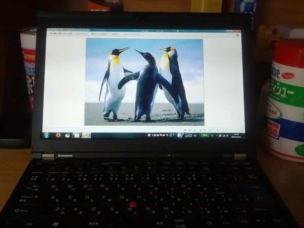 ThinkPad X220 IPS液晶へ換装完了