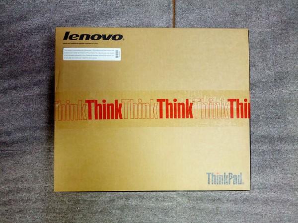 ThinkPad X1C 到着