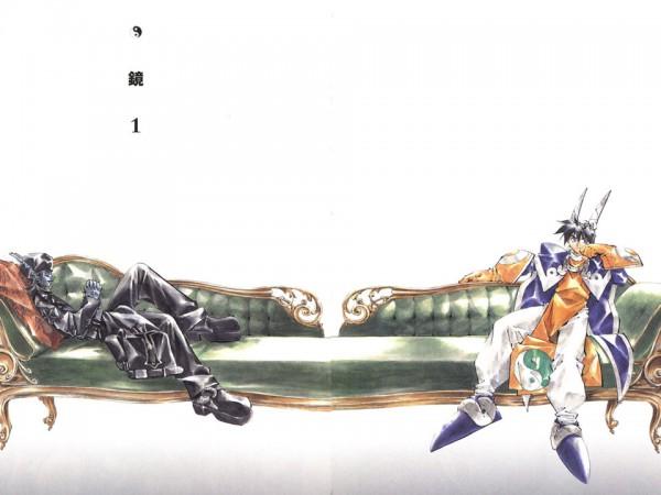 封神演義 (漫画)の画像 p1_27