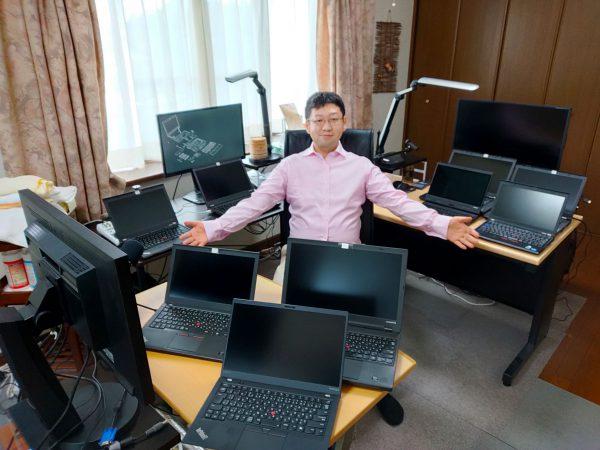 ThinkPad24台をまとめてご紹介!