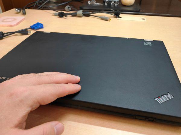 レノボ ThinkPad T420sの状態